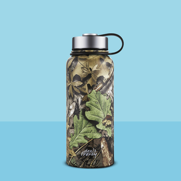 Holds 32 oz Wide Mouth Thermos Flask
