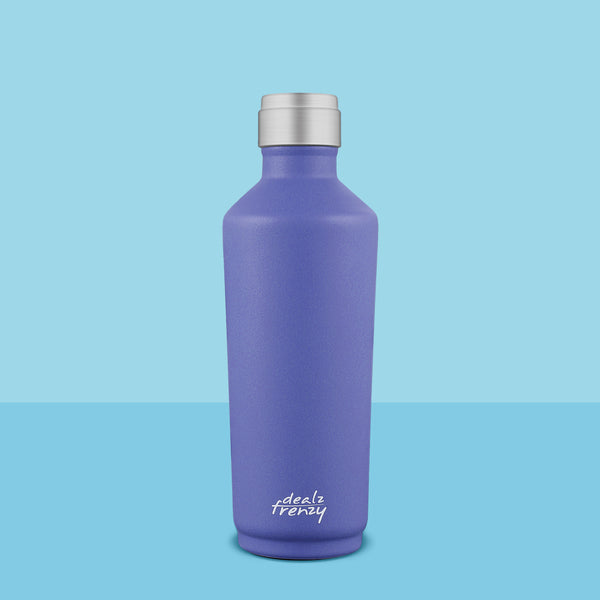 Holds 17 oz Insulated Wine Bottle