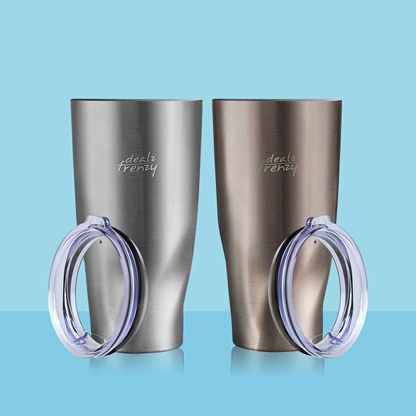 7f694049df9 Insulated Tumbler 30 OZ, Stainless Steel Tumbler cups – DealzFrenzy