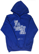 Load image into Gallery viewer, LAN ICON HOODY ROYAL BLUE