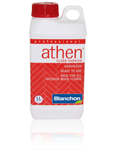 Blanchon Athen Water-Based Floor Varnish - Product