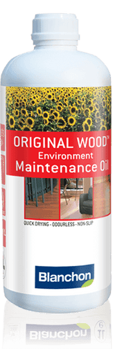 Blanchon Environment Maintenance Oil