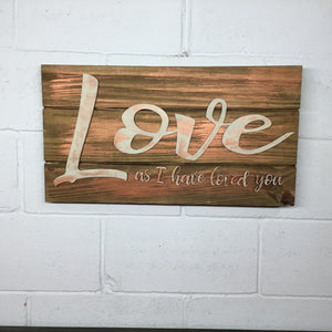Bible Quote Signs - PC