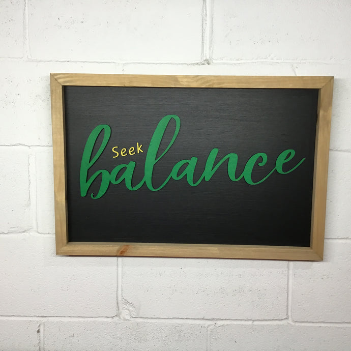 Yoga Theme Signs - PC