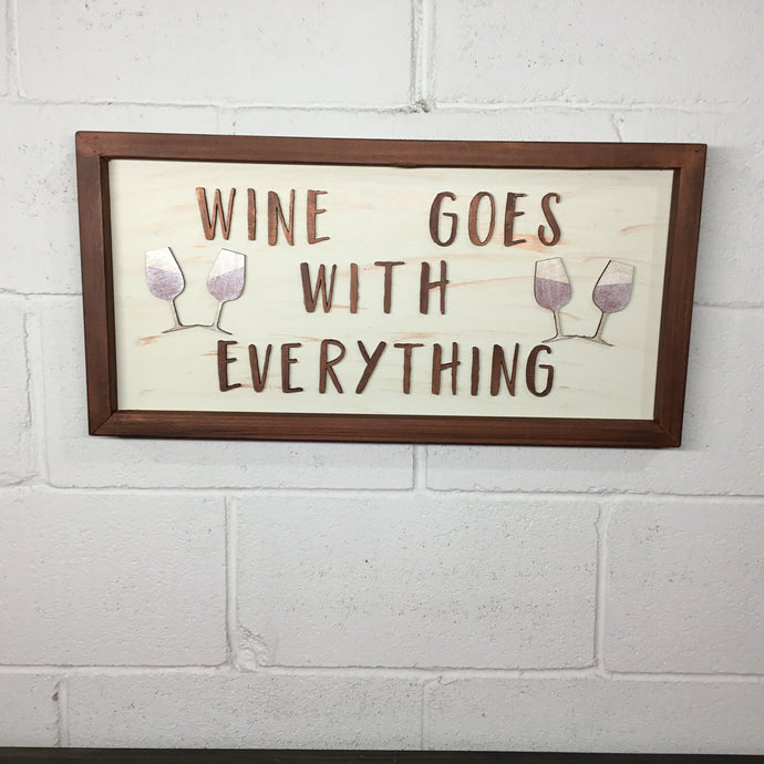 Wine Theme Signs - PC