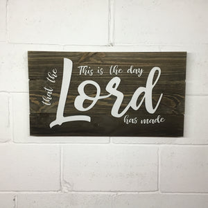 Bible Quote Signs
