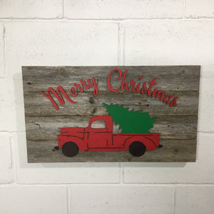 Barnwood Sign Options