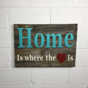 Barnwood Sign Options-PC