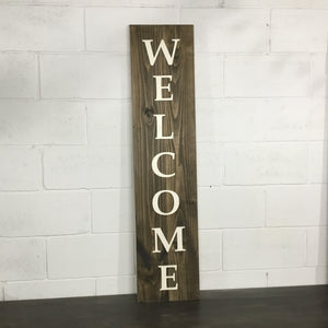 "Vertical Signs - 48""  (DN)"