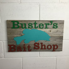 Load image into Gallery viewer, Men's Barnwood Sign Options