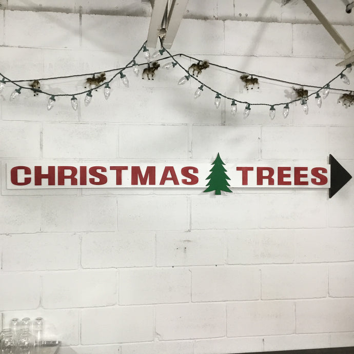 Long Christmas Signs