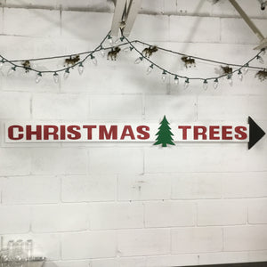 Long Christmas Signs - PC