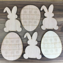 Load image into Gallery viewer, Egg and Bunny Craft Kit - Local Pickup