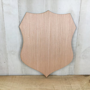 Badge Door Hanger Blank - Local Pickup