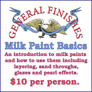 Milk Paint Basics
