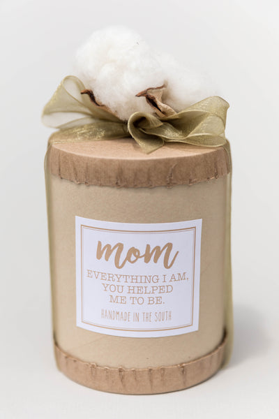 Mom Candle