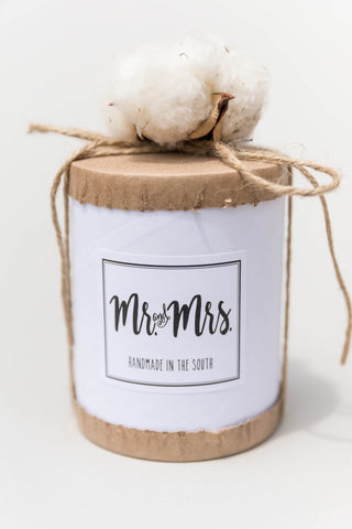 Mr + Mrs Candle
