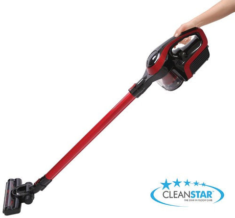 Galaxy 2-in-1 rechargable stick vac