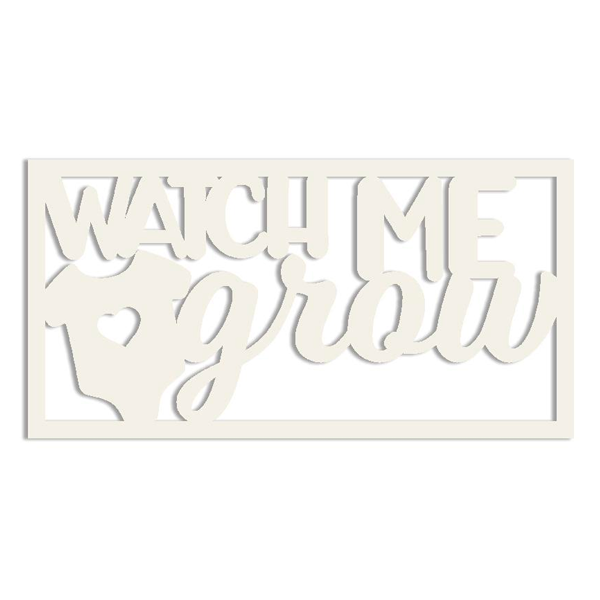 Hello! I'm New Die-Cut: Watch Me Grow