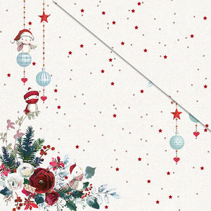 Holly Jolly Christmas (12'x12') Double-Sided Patterned Paper- Dear Santa