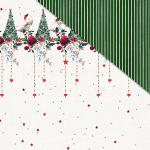 Holly Jolly Christmas (12'x12') Double-Sided Patterned Paper- All I Want For Christmas