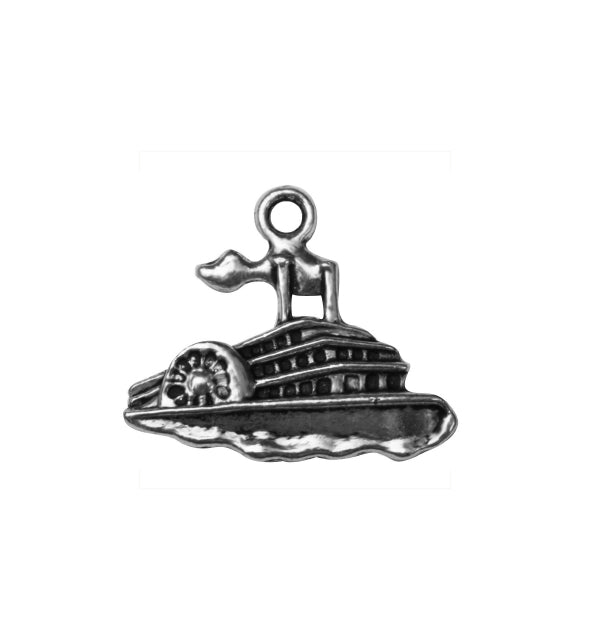 Silver Charms- Steamship