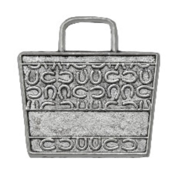 Silver Charms- Tote Bag