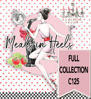 Meals in Heels Full Collection