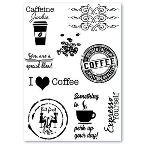 Silicone Stamp- Special Blend