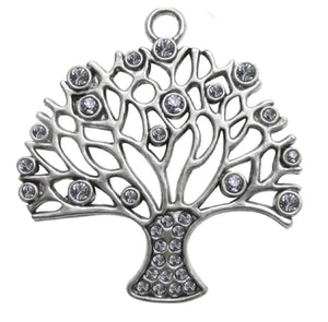 Silver Charms- Tree Of Life