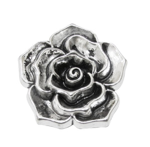 Silver Charms- Rose
