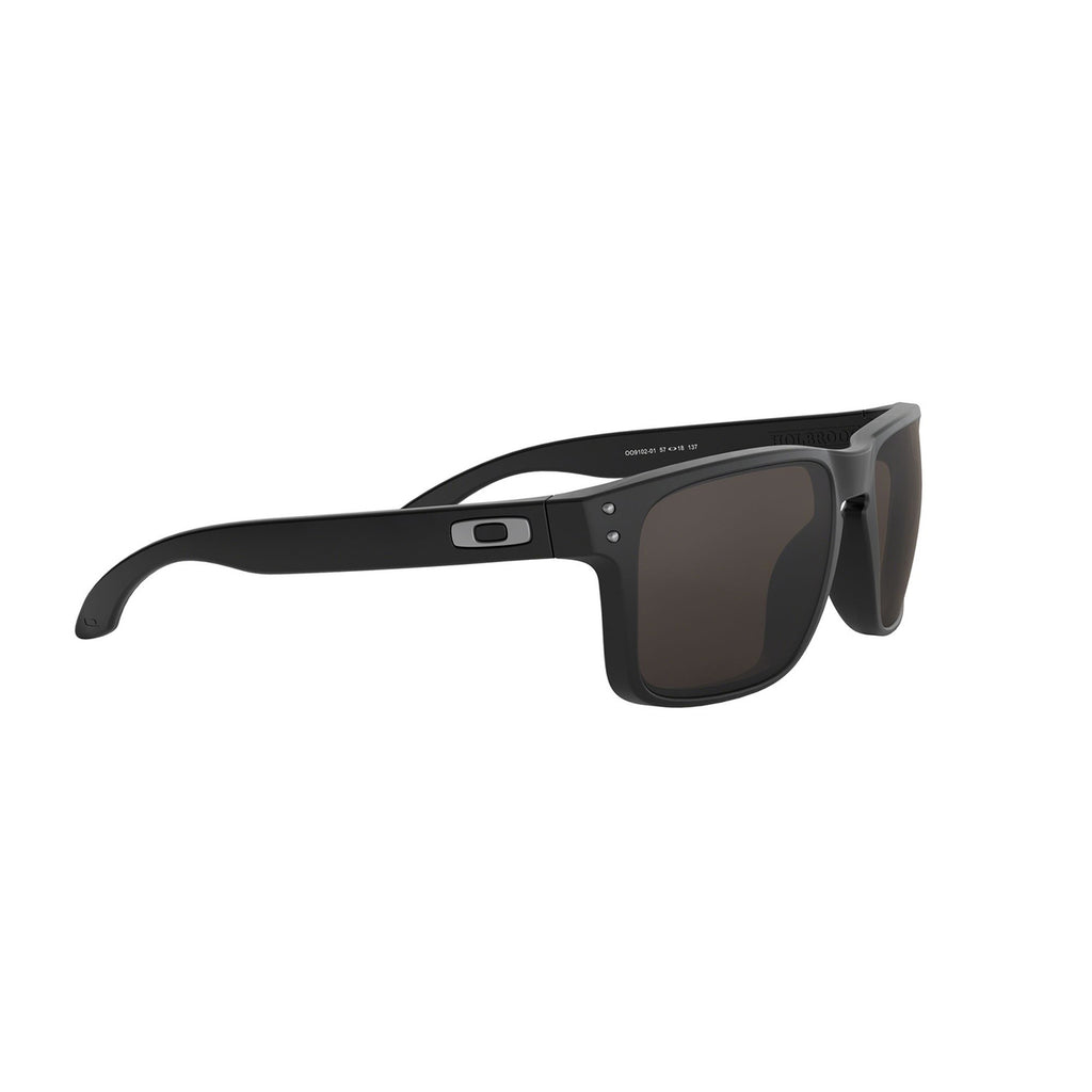 358f1f60ed Oakley 2018 Holbrook Sunglasses Adult (Matte Black) Warm Grey Lens ...