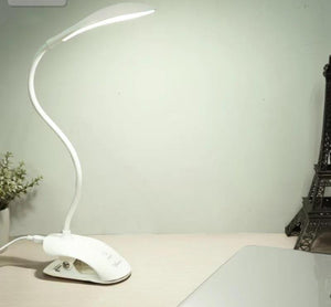 LED Lamp with Clip, 3 Modes