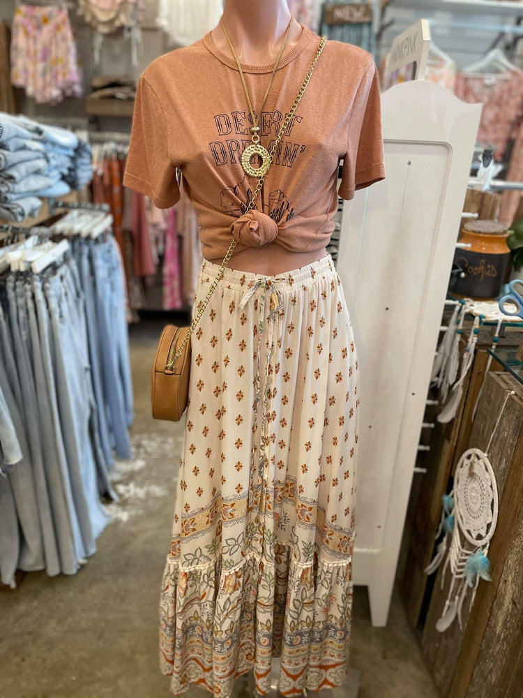 Songbirds Maxi Skirt