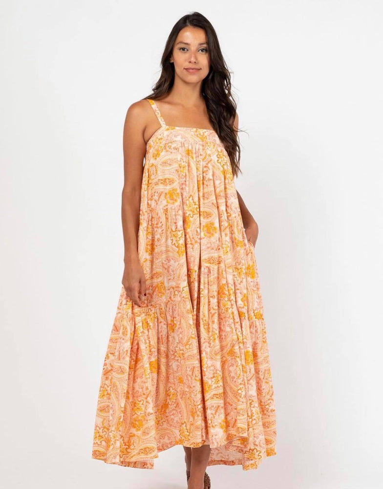 Californian Sunshine Dress