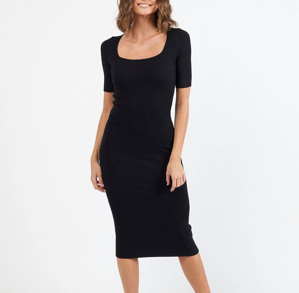 Jaida Knit Dress