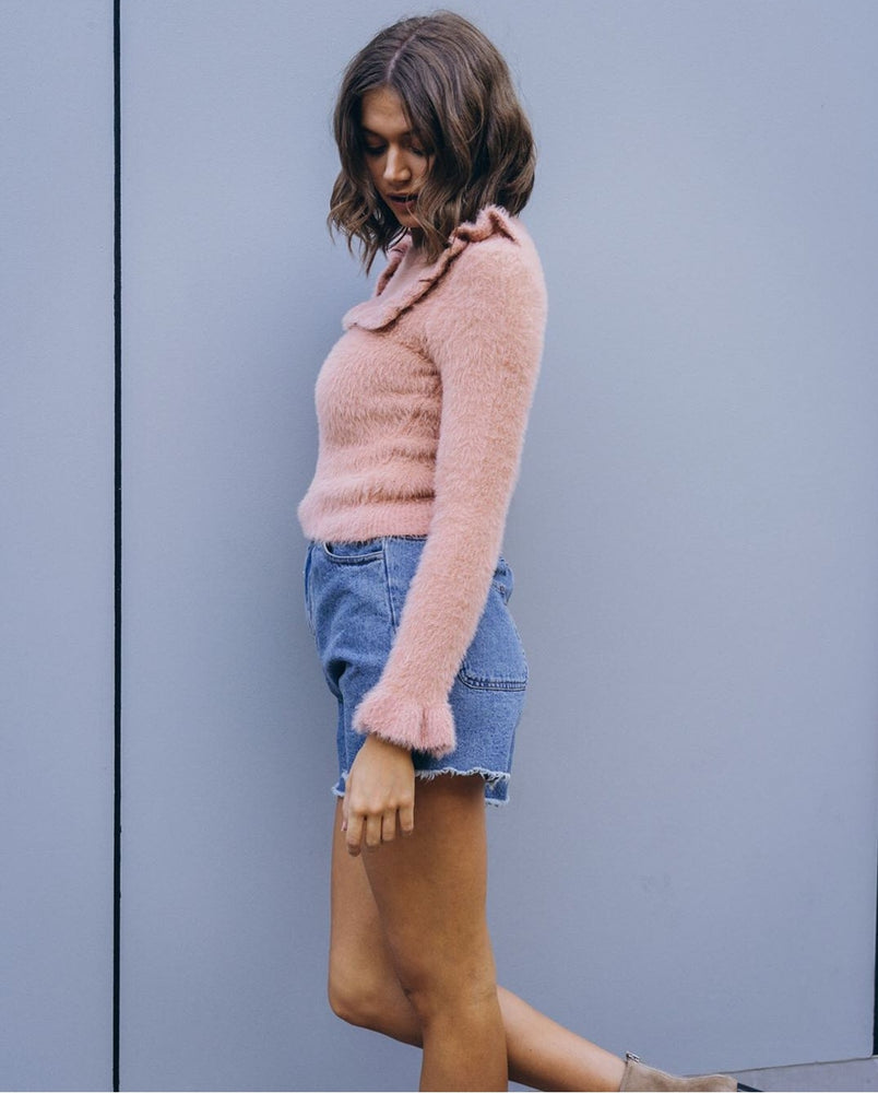Vivi Knit in Blush