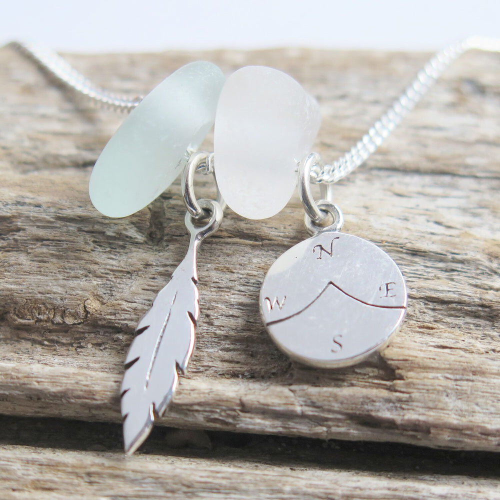 Free Spirit necklace by Spindrift