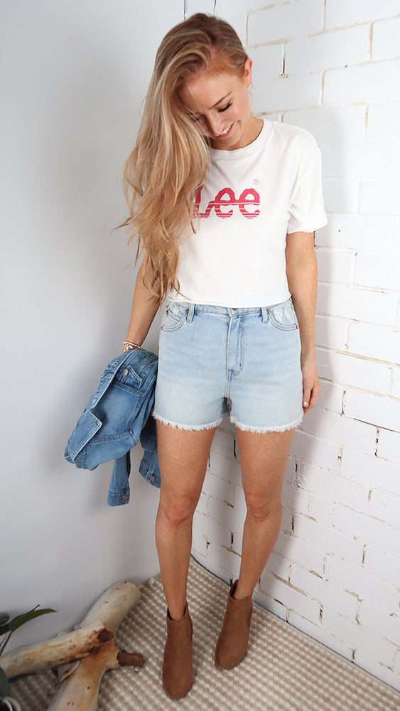 Harlow Denim Shorts