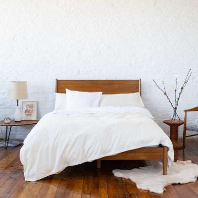 Organic Sateen Pillowcases