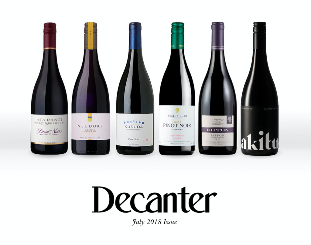 New Zealand Pinot Noir for your cellar, Anne Krebiehl - Decanter Magazine