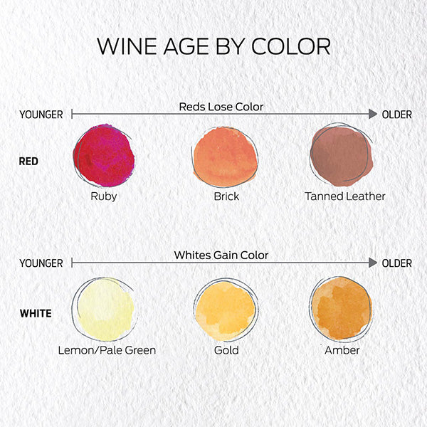 What Really Happens as Wine Ages?