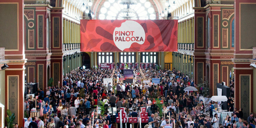 Pinot Palooza News, akitu is crowned 2018 Peoples Choice Award winner.