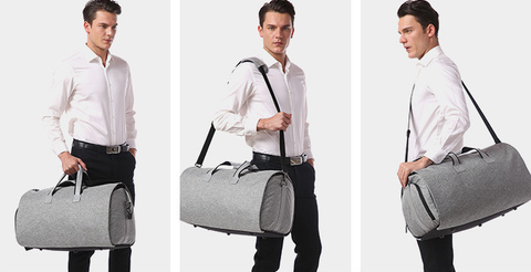 2 In 1 Travel Business Suit Bag - Strong Store