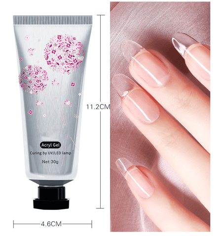 UV Extension Nail Poly Gel