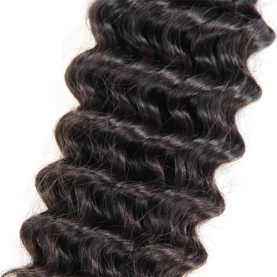 3Pcs Deep Wave Best Virgin Hair Bundles