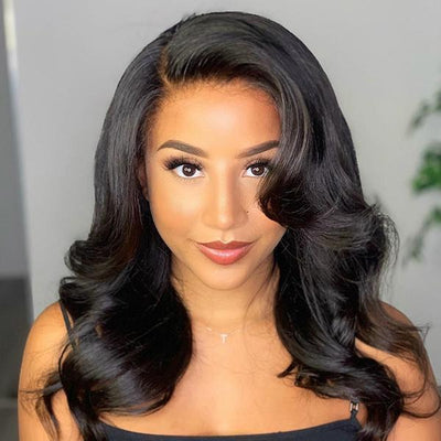 70% Off Undetectable Lace Invisible Knots Best Virgin Hair Full Lace Wig
