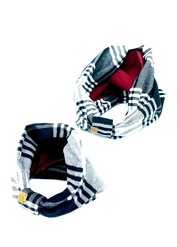 'Bobby' Reversible Pet Snood