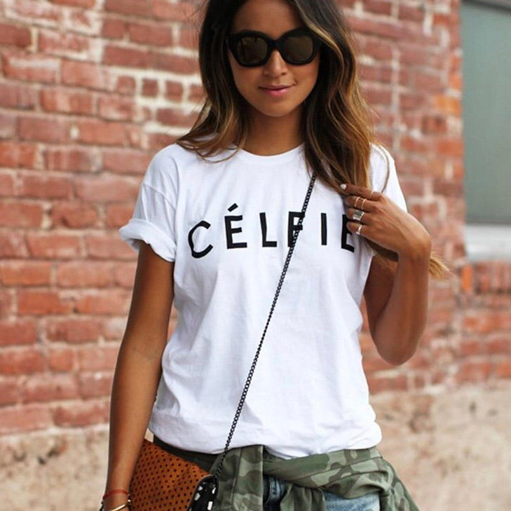 Let Me Take a Celfie Tshirt