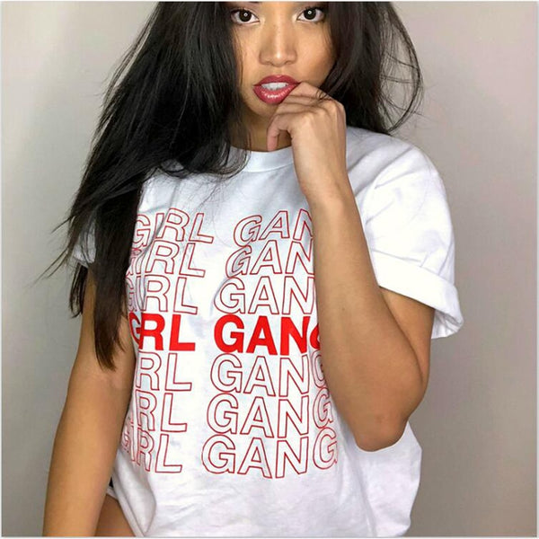 Girl Gang Tshirt